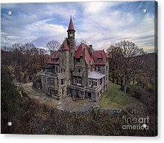 Castle Rock Acrylic Print