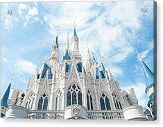 Castle Sky Acrylic Print