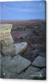 Castle Valley Utah Acrylic Print