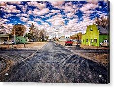 Castleford Idaho Acrylic Print