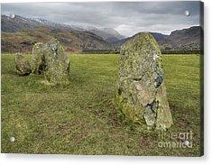 Castlerigg Stone Circle Acrylic Print