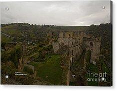 Castles Acrylic Print