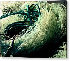 Castnet Ropes Acrylic Print