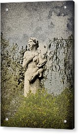 Catch Her Breath Acrylic Print by Bill Cannon