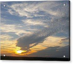 Catch The Morning Sun Acrylic Print