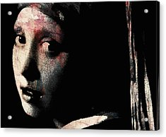 Catch Your Dreams Before The Slip Away Acrylic Print by Paul Lovering