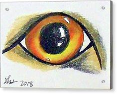 Cateye Acrylic Print