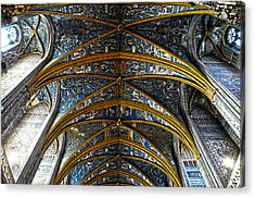 Cathedral Albi Acrylic Print