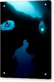 Cathedral At Pescador Island Acrylic Print