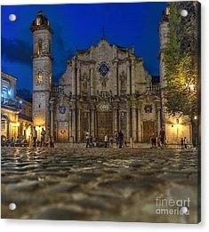 Cathedral Havana Acrylic Print