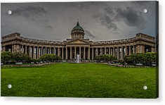 Cathedral Of Our Lady Of Kazan Acrylic Print