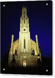 Cathedral Of The Assumption, Carlow, Co Acrylic Print by The Irish Image Collection