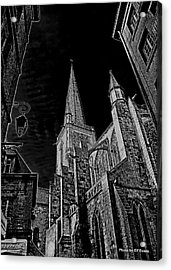 Cathedrale St/. Vincent Acrylic Print