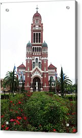 Cathedralflowers Acrylic Print