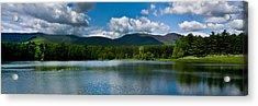 Catskill Mountain Panorama Acrylic Print