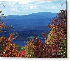 Catskill Mountains Photograph Acrylic Print