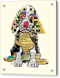 Cavalier King Charles Acrylic Print