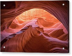 Cave Of Dreams Acrylic Print