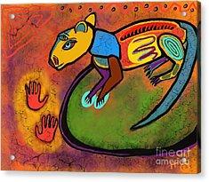 Cave Rat Acrylic Print