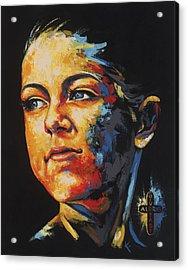 Cecilie Acrylic Print