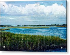 Cedar Key 2 Acrylic Print