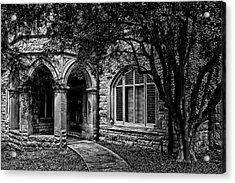 Acrylic Print featuring the photograph Cedarhyrst by Jessica Brawley