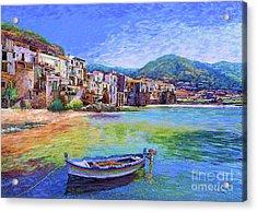 Cefalu Sicily Italy Acrylic Print