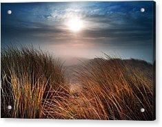 Cefn Sidan Beach 1 Acrylic Print
