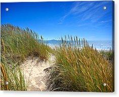 Cefn Sidan Beach 2 Acrylic Print
