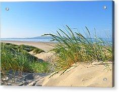 Cefn Sidan Beach 4 Acrylic Print