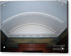 Acrylic Print featuring the photograph Ceiling by Bill Thomson