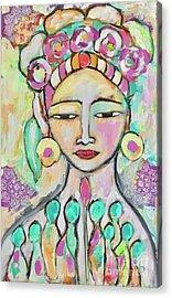 Celebrating Frida  Acrylic Print