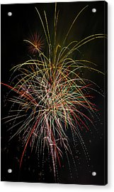 Celebrating The 4th Acrylic Print by Garry Gay
