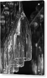 Acrylic Print featuring the photograph Celebration Glasses by Ron Dubin