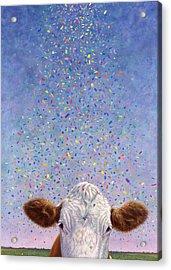 Celebration Acrylic Print by James W Johnson