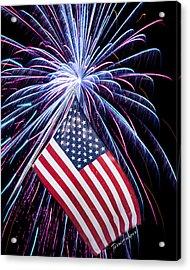 Celebration Of Freedom Acrylic Print