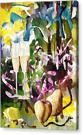 Celebration Acrylic Print by Sarah Loft