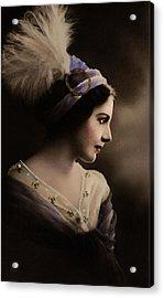 Celeste Aida Acrylic Print