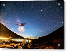 Celestial Highway Acrylic Print by James BO Insogna