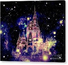 Celestial Palace Acrylic Print