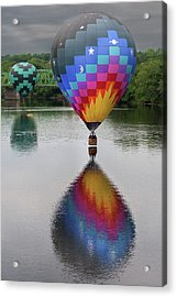 Celestial Reflections Acrylic Print