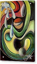 Celestial Rhythms  Acrylic Print