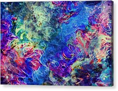 Celestial Xxiv  Acrylic Print