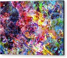 Celestial Xxviii Acrylic Print