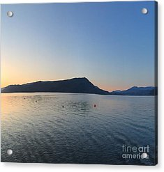 Acrylic Print featuring the photograph Celista Sunrise 2 by Victor K