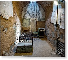 Cell At Eastern State Penitentiary Acrylic Print