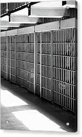Cellblock A Acrylic Print
