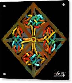 Celtic Cross 2 Acrylic Print