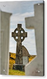 Celtic Cross Acrylic Print