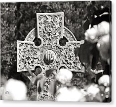 Celtic Cross I Acrylic Print